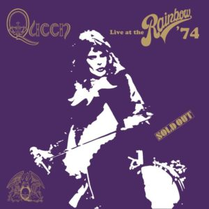 Queen Live at Rainbow '74