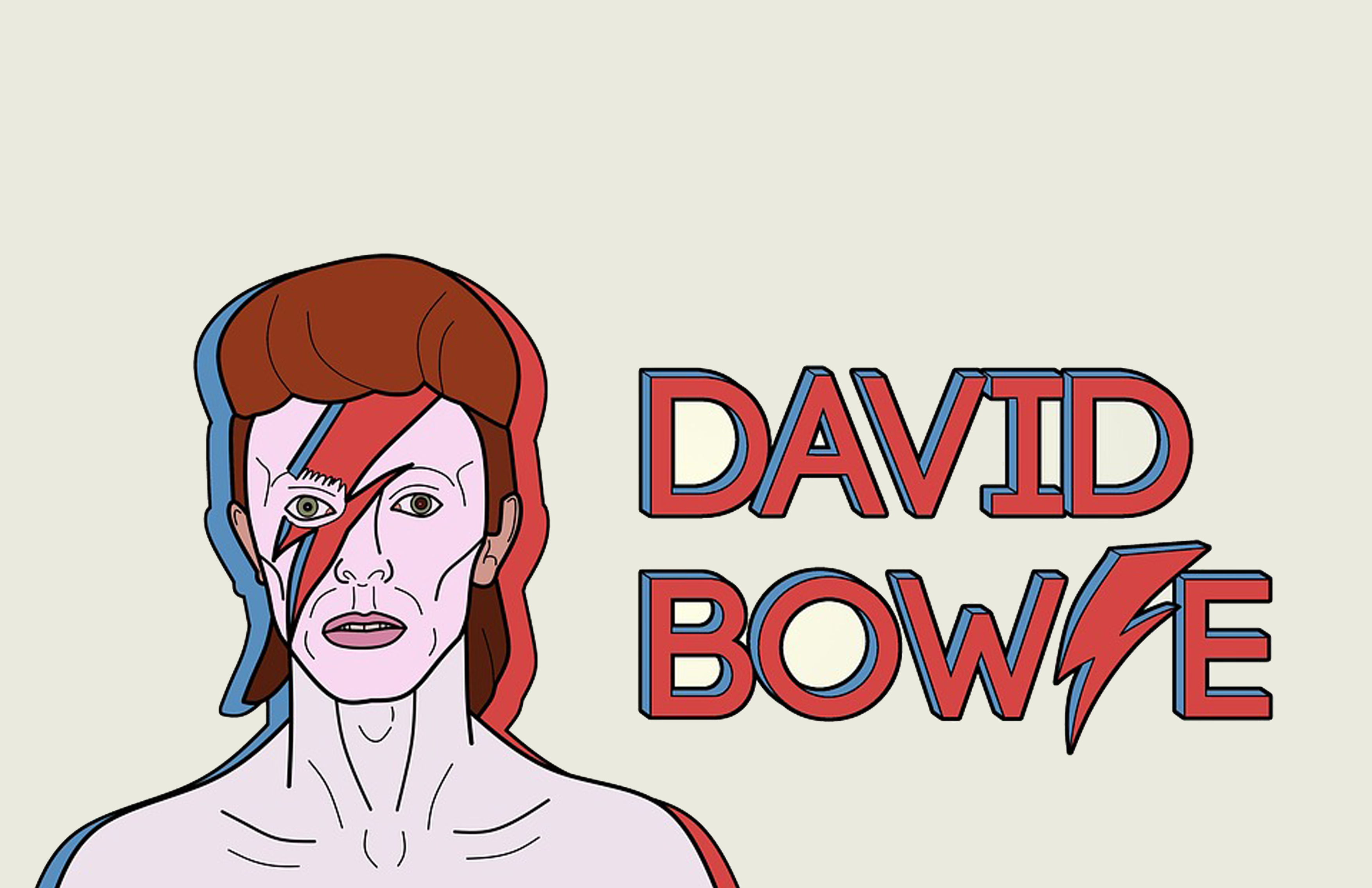 Libri Da Colorare David Bowie E Lemmy