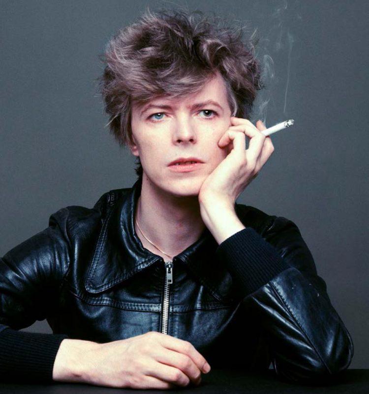 ritratto di Sukita a Bowie