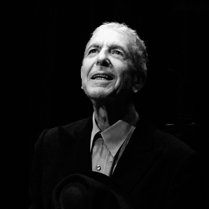 Leonard Cohen è morto
