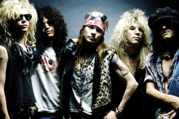 guns n roses band young