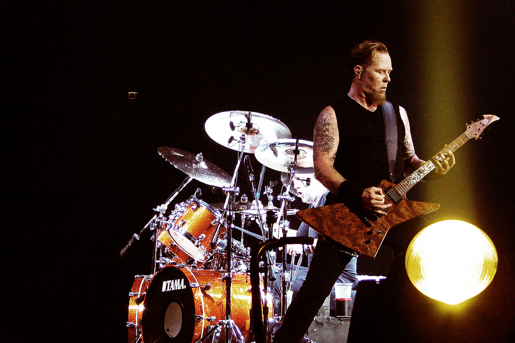 Metallica live da Londra: concerto in streaming il 18 novembre