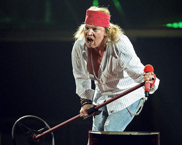 Guns N'Roses a Imola il 10 giugno