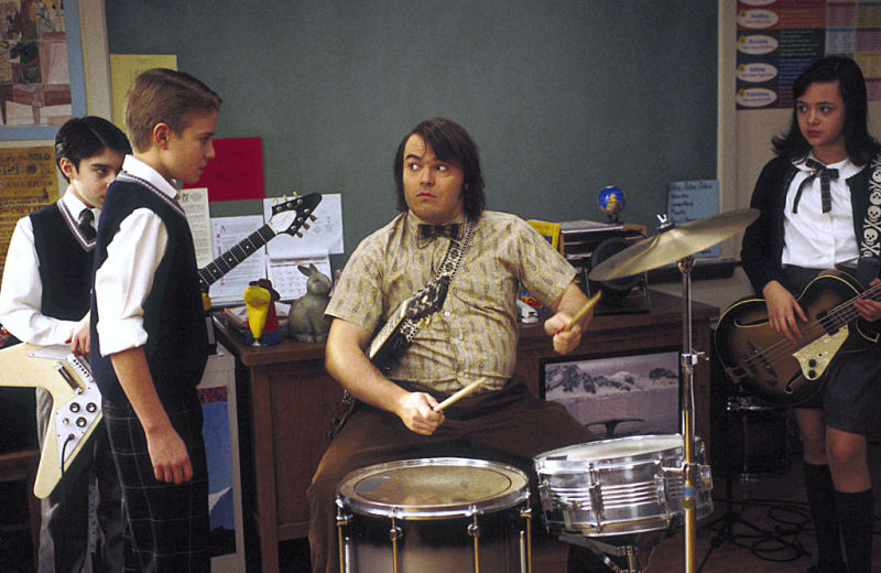 school of rock film