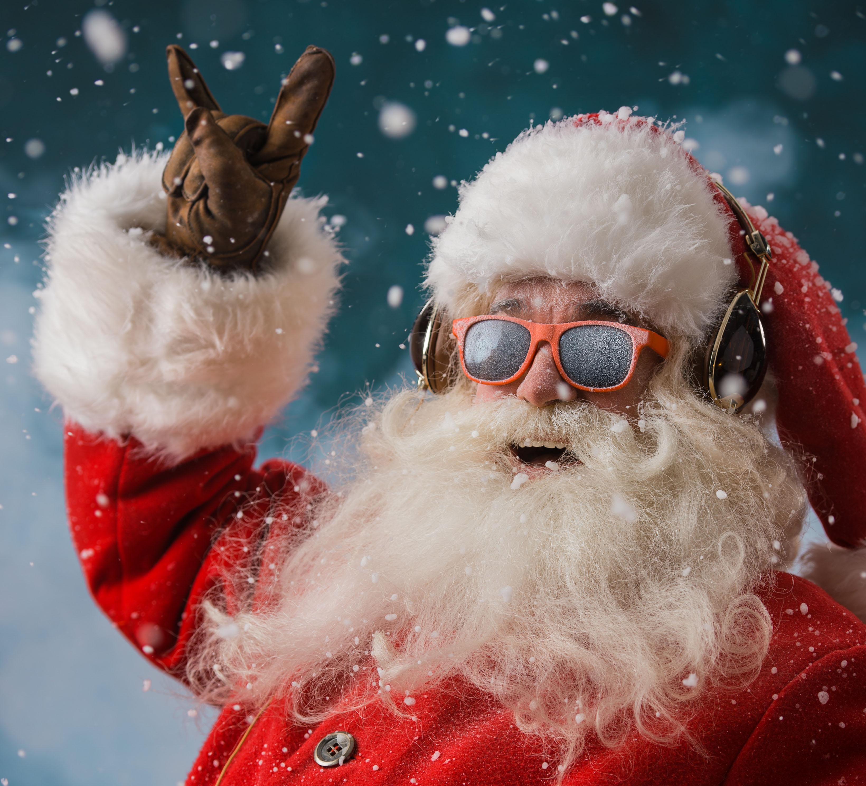 Babbo Natale Canzone.Le Canzoni Di Natale Diventano Metal