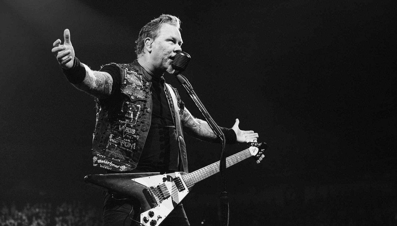 METALLICA: l'intervista a James Hetfield | Classic Rock Italia