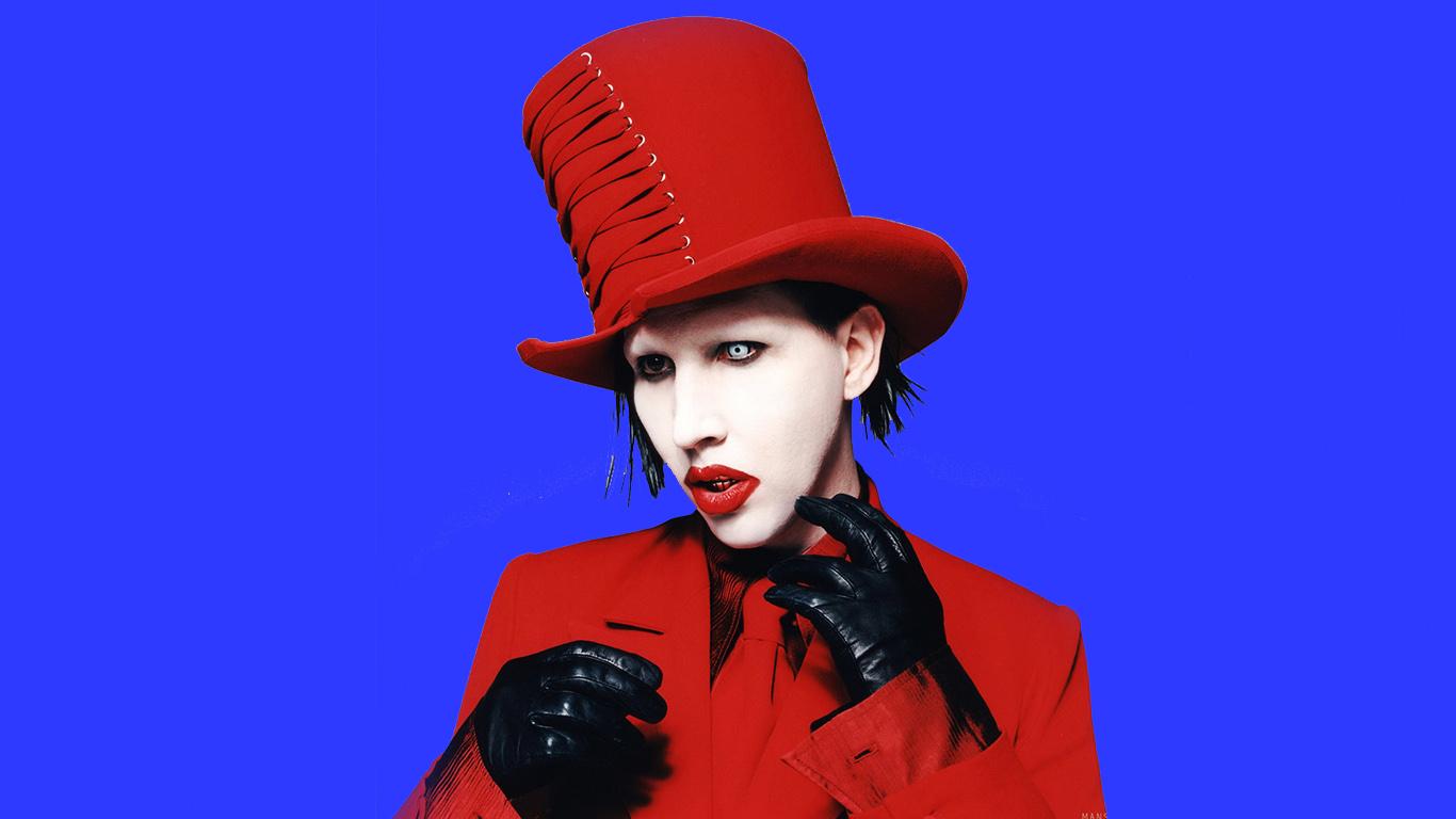 Marilyn Manson a Villafranca: rosari e preghiere contro!