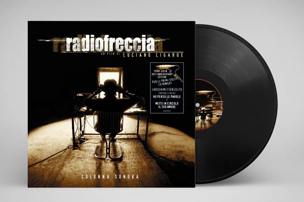 "Ligabue: ""Radiofreccia"" per la prima volta in vinile"