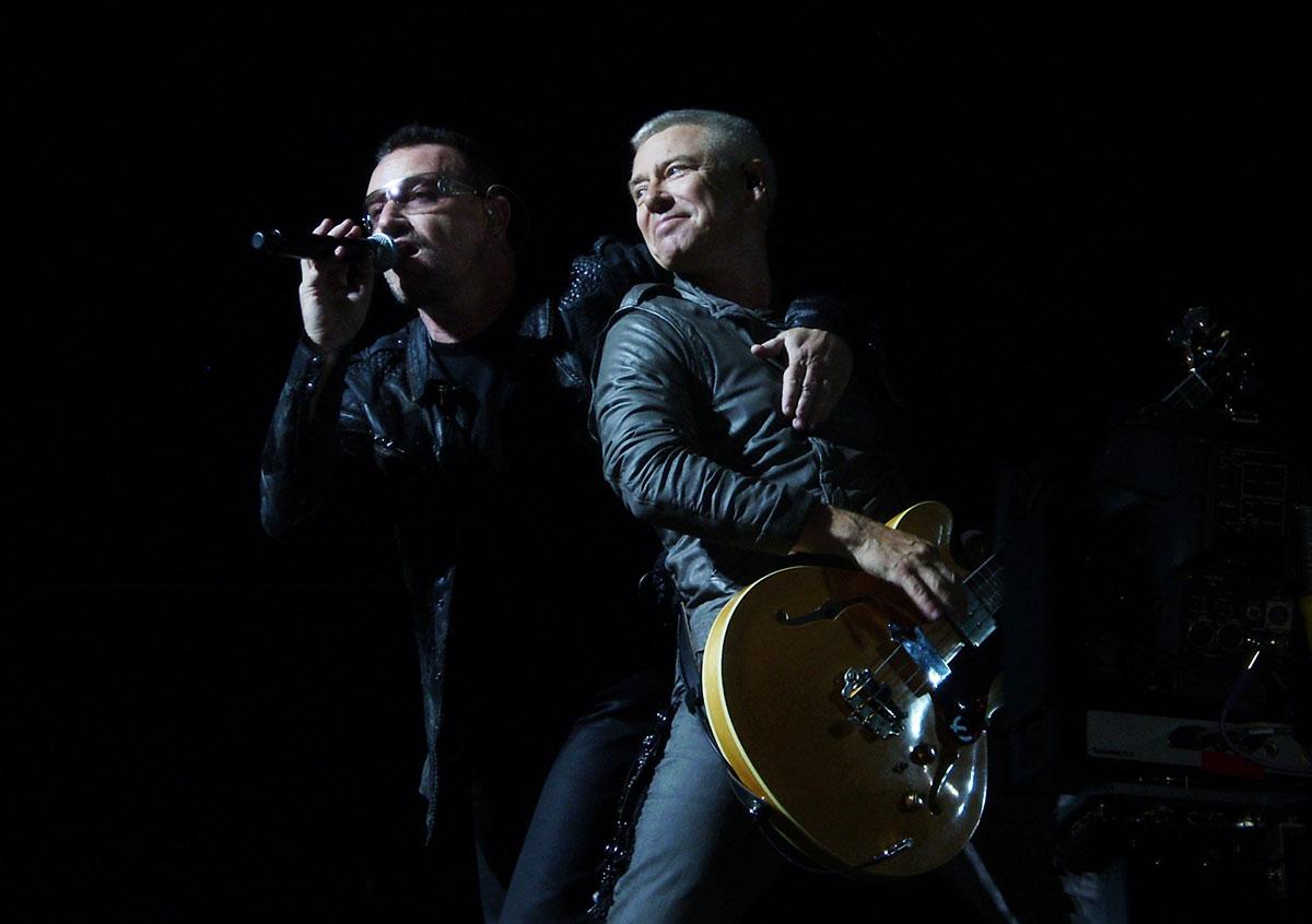 Gli U2 si ritirano dai tour?