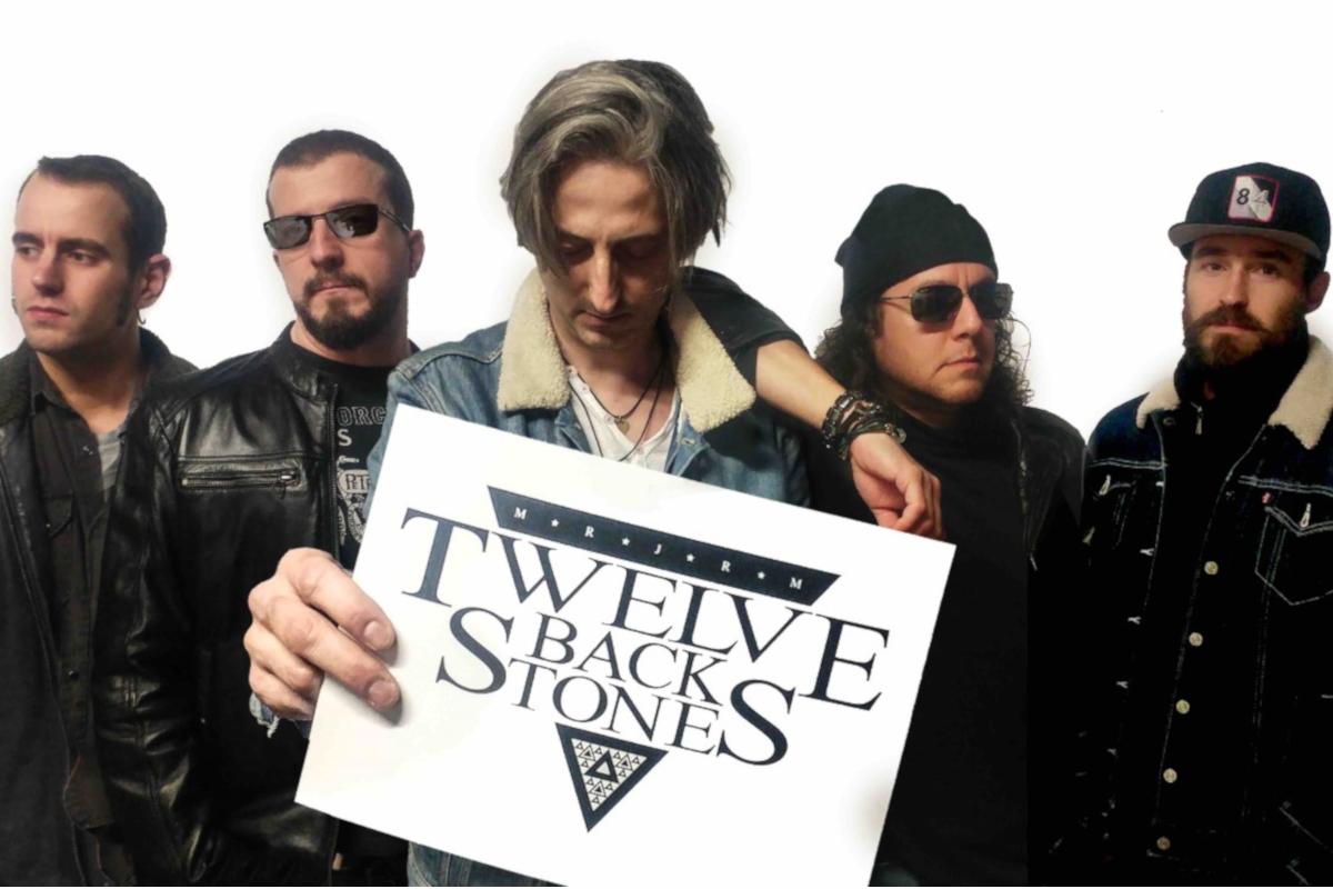 Twelve BackStones, On The Road, Singolo, Stonemusic