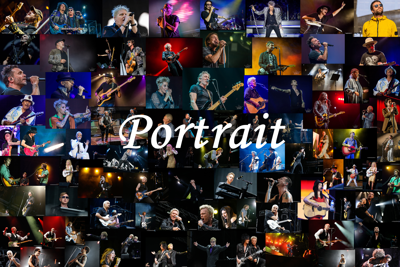 Pete Townshend, Portrait, Pedrazzini, Stonemusic