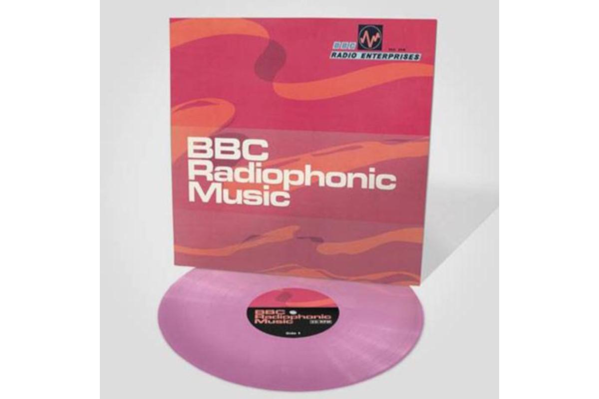 BBC Radiphonic Music, vinile rosa, ristampa, vinile, Stonemusic