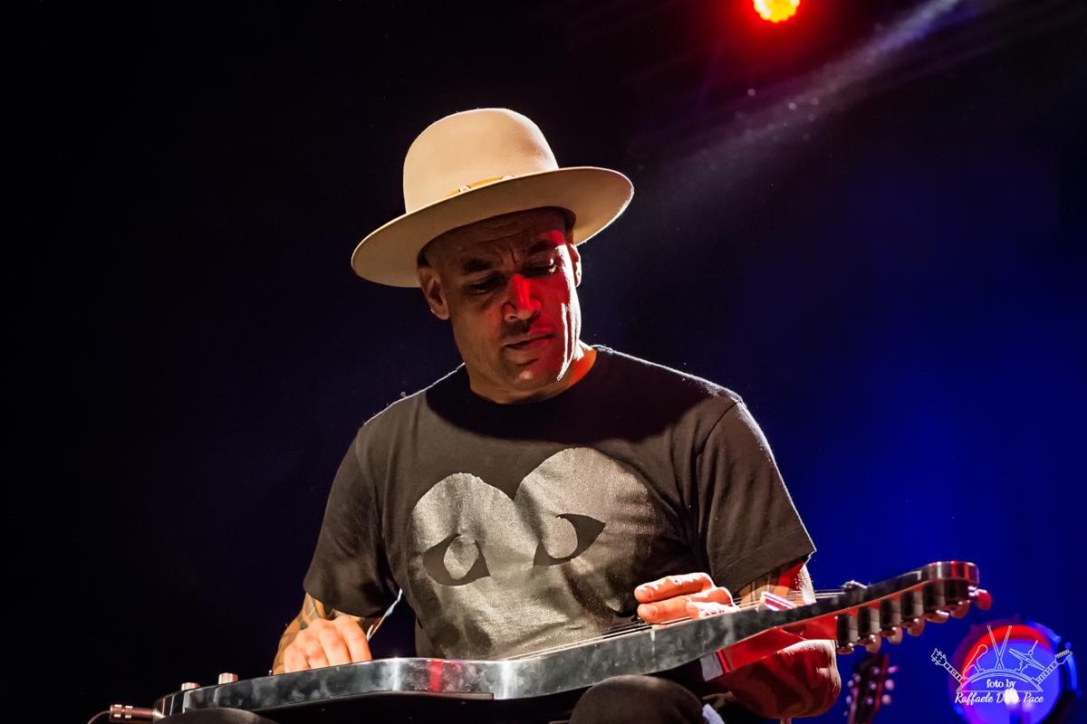 Ben Harper, ritratto, tour, Stonemusic