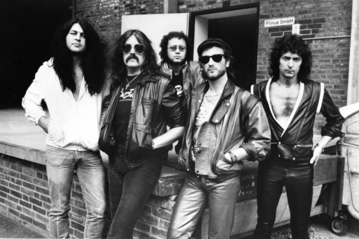Deep Purple, Child In Time, Classic rock tales, Stonemusic
