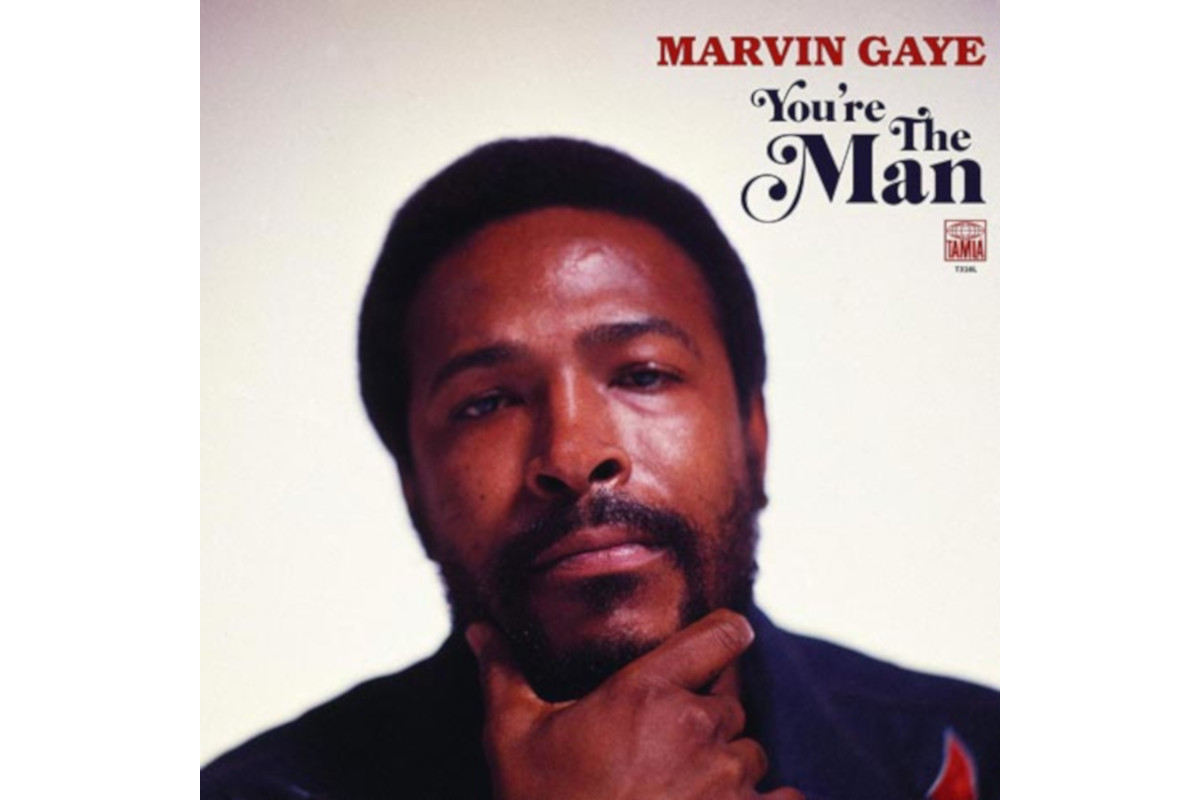Marvin Gaye, You're The Man, Universal, Stonemusic