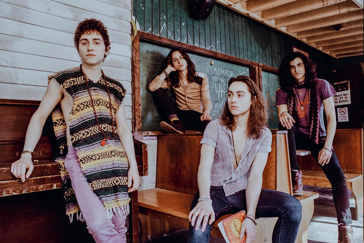 Greta Van Fleet, data rimandata, Alcatraz, Stonemusic