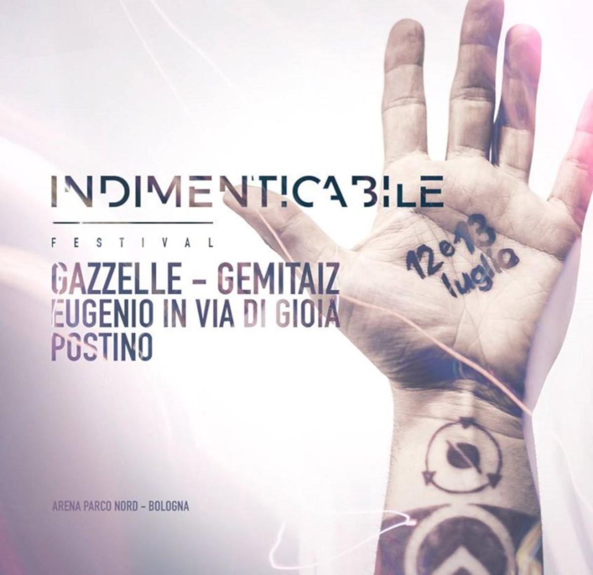 Indimenticabile, Bologna, Festival, Stonemusic