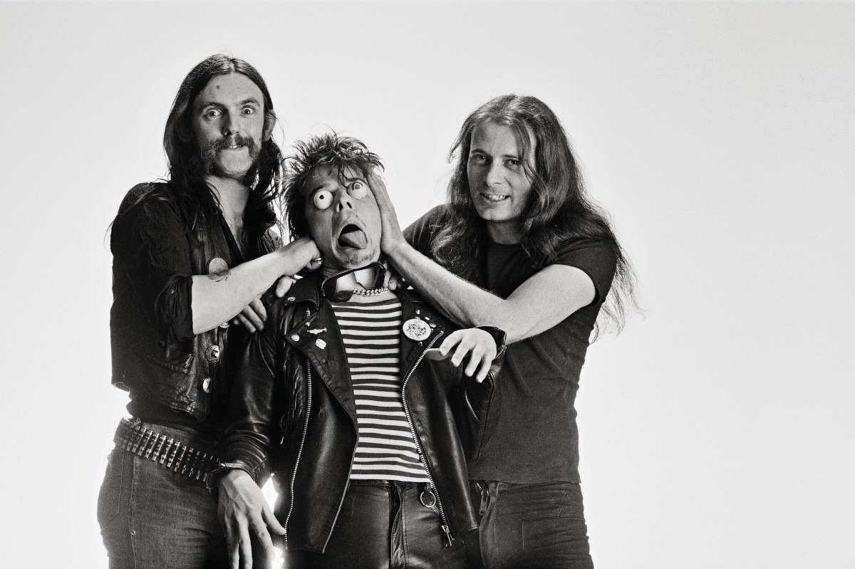 Motörhead, Lemmy, Mick Wall, Stonemusic