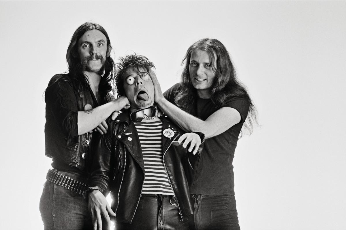 Motörhead, Lemmy, Mick Wall, Stonemusic