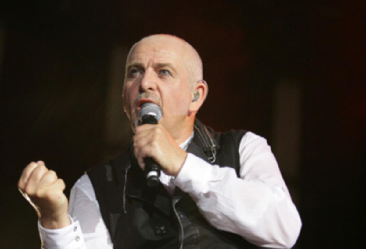 Peter Gabriel, 13 febbraio, Stonemusic, www.stonemusic.it