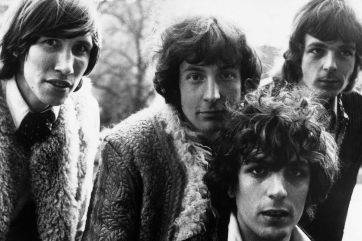 Pink Floyd, Abbey Road, Matilda Mother, Stonemusic