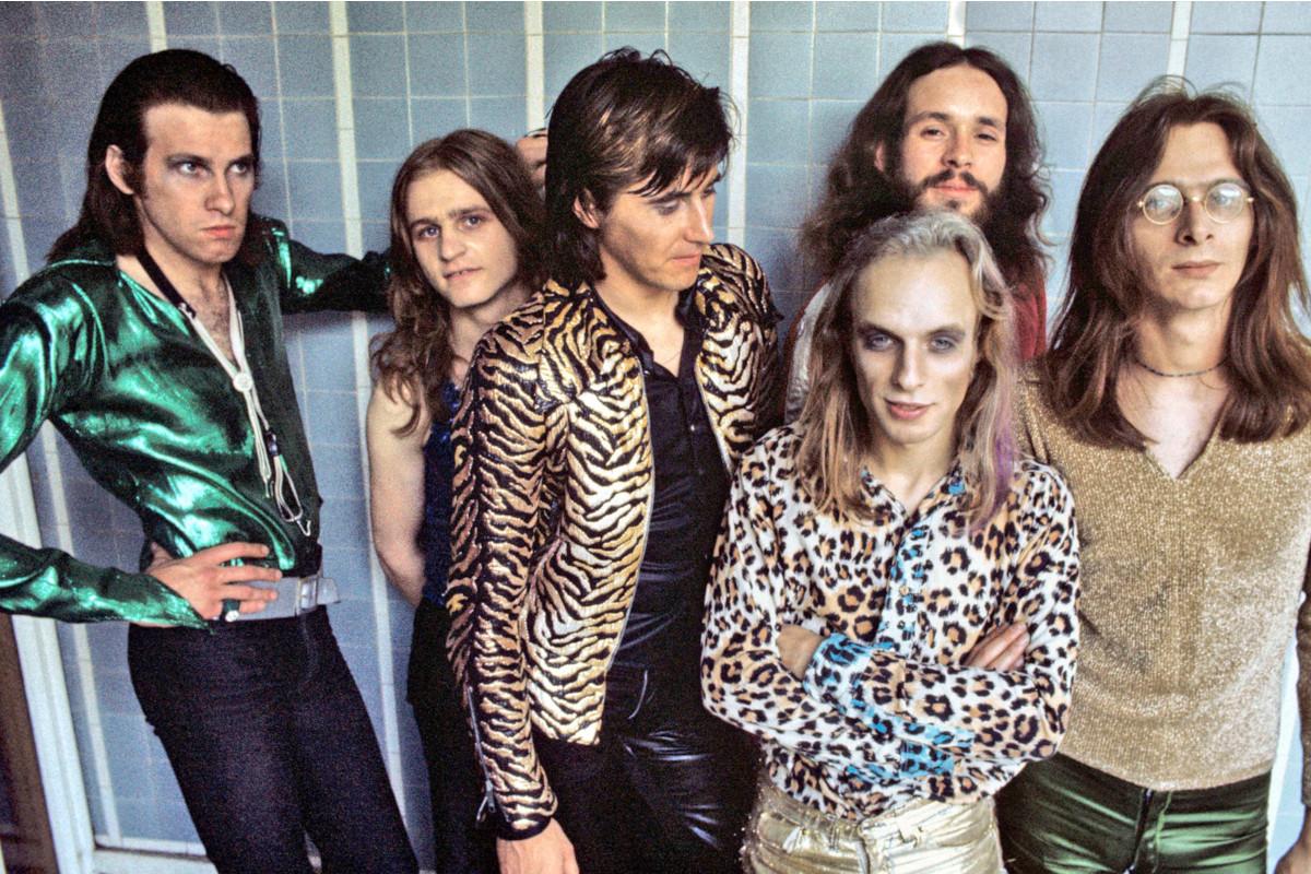 Roxy Music, glamour rock, vinile, Stonemusic, Bryan Ferry