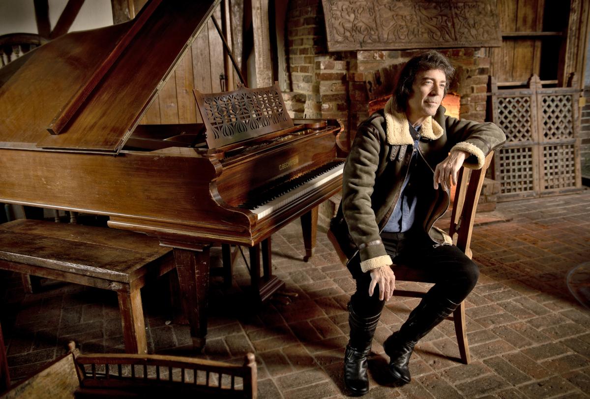 Antonio De Sarno, Steve Hackett, intervista, Prog Music, Stonemusic