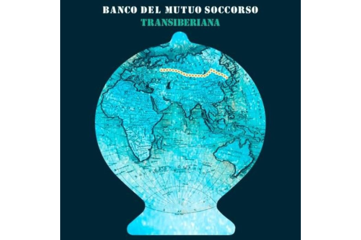 Transiberiana, Banco, Vittorio Nocenzi, Stonemusic