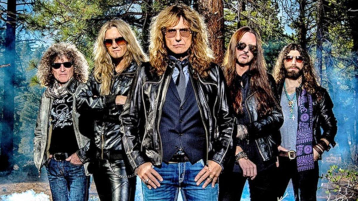 Whitesnake, Shut up & Kiss Me, Stonemusic, Coverdale