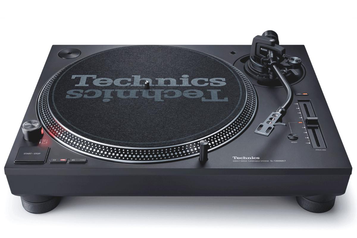 Technics SL-1200 / SL-1210 MK7, Vinile, Stone Music, News, giradischi