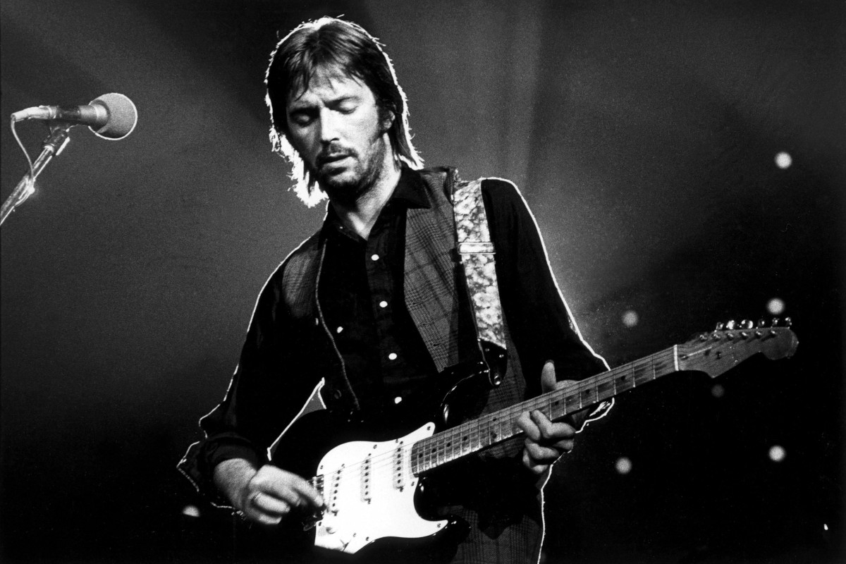 Eric Clapton, Crossroads Festival, Classic Rock, Stone Music,