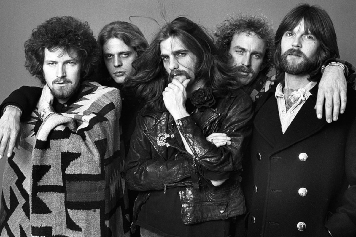 Eagles, Hell Freezes Over, ristampa, vinile, Stonemusic
