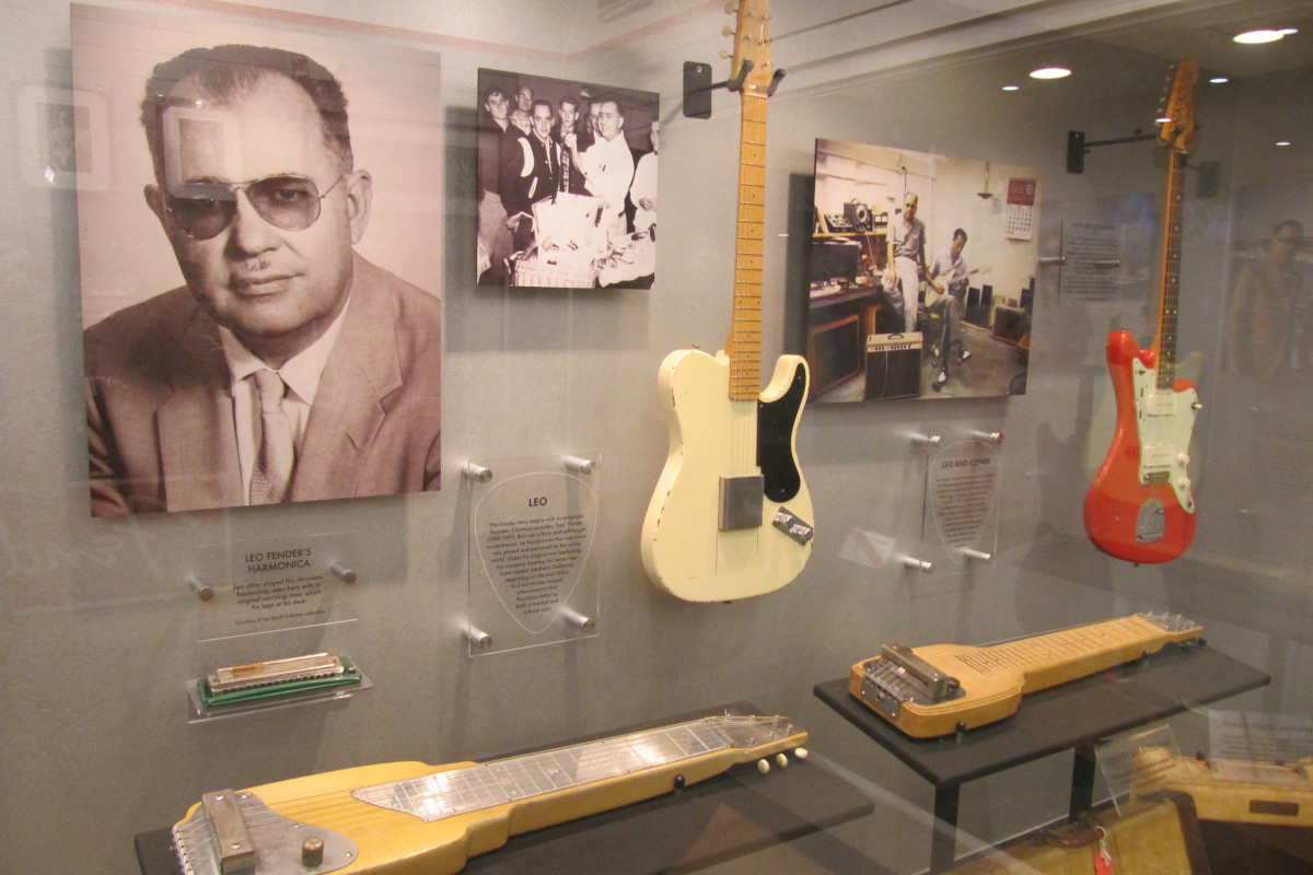 Leo Fender, chitarre, bassi, 5 modelli, Classic Rock, Storia, Stoen Music