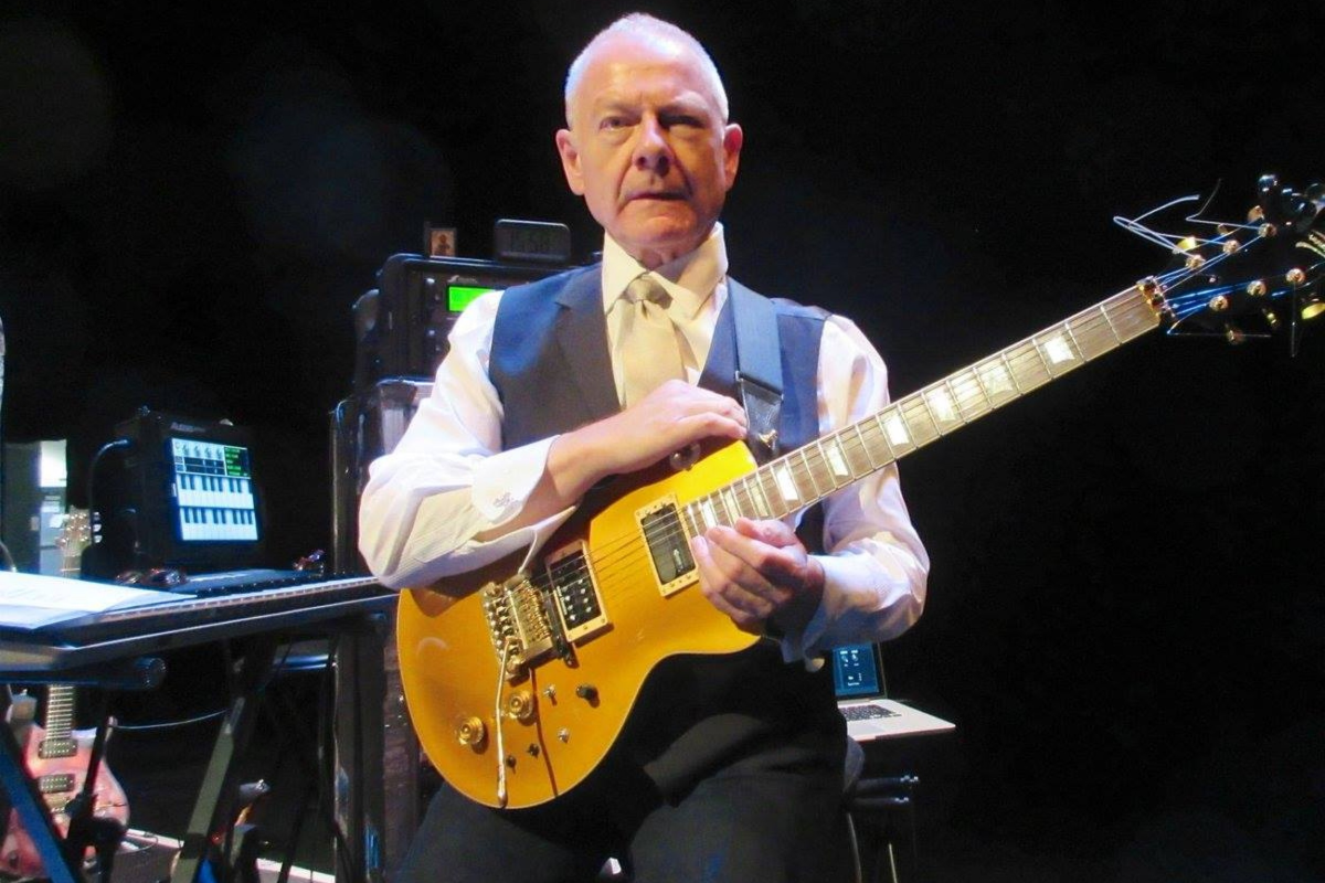 Robert Fripp, King Crimson, In The Court Of, remix, Steven Wilson, Prog, Stone Music