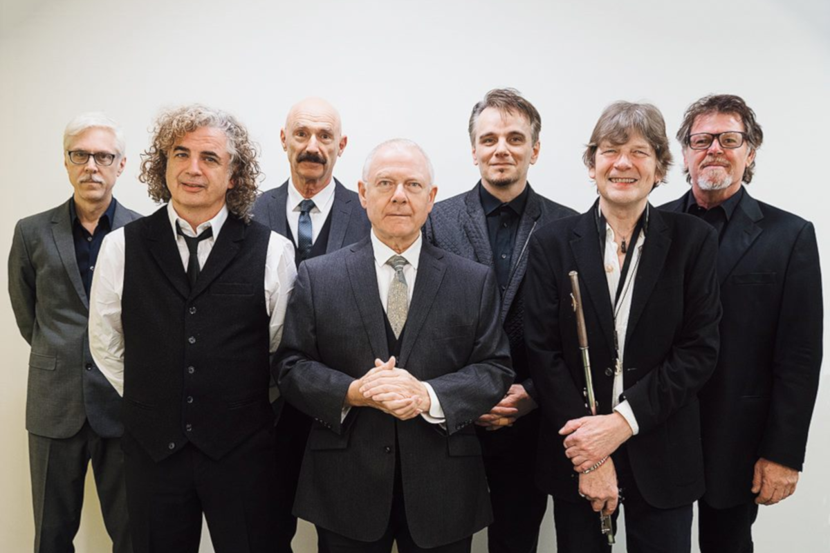 King Crimson, tour, italiano, 2019, Prog, Stonemusic