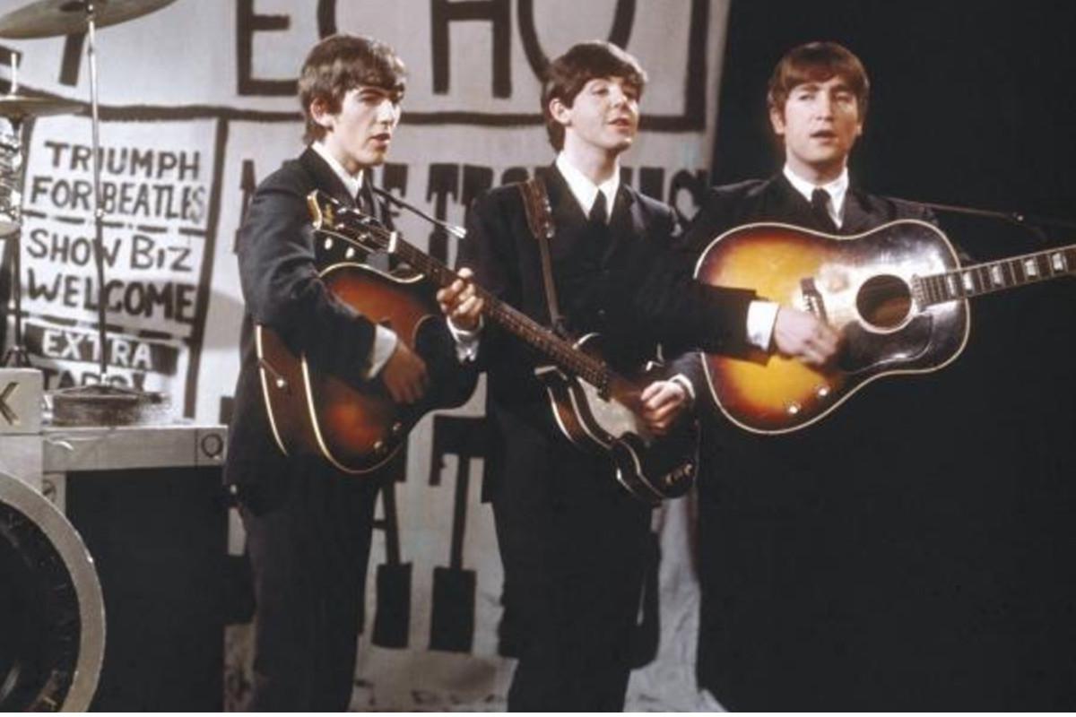 Gibson J-160E, scheda, strumento, John Lennon, George Harrison, Stone Music