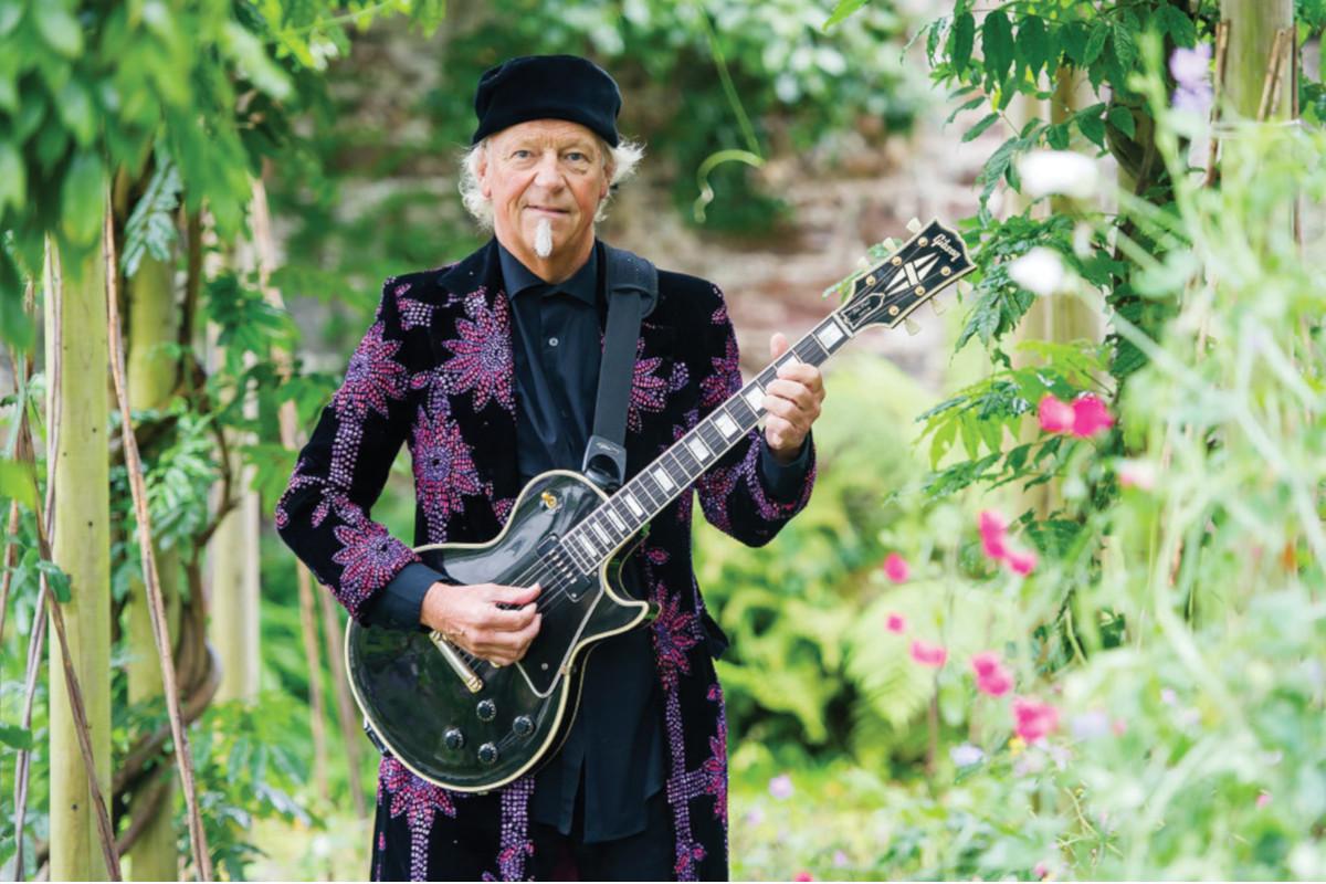 Martin Barre, Prog, Stone Music, intervista
