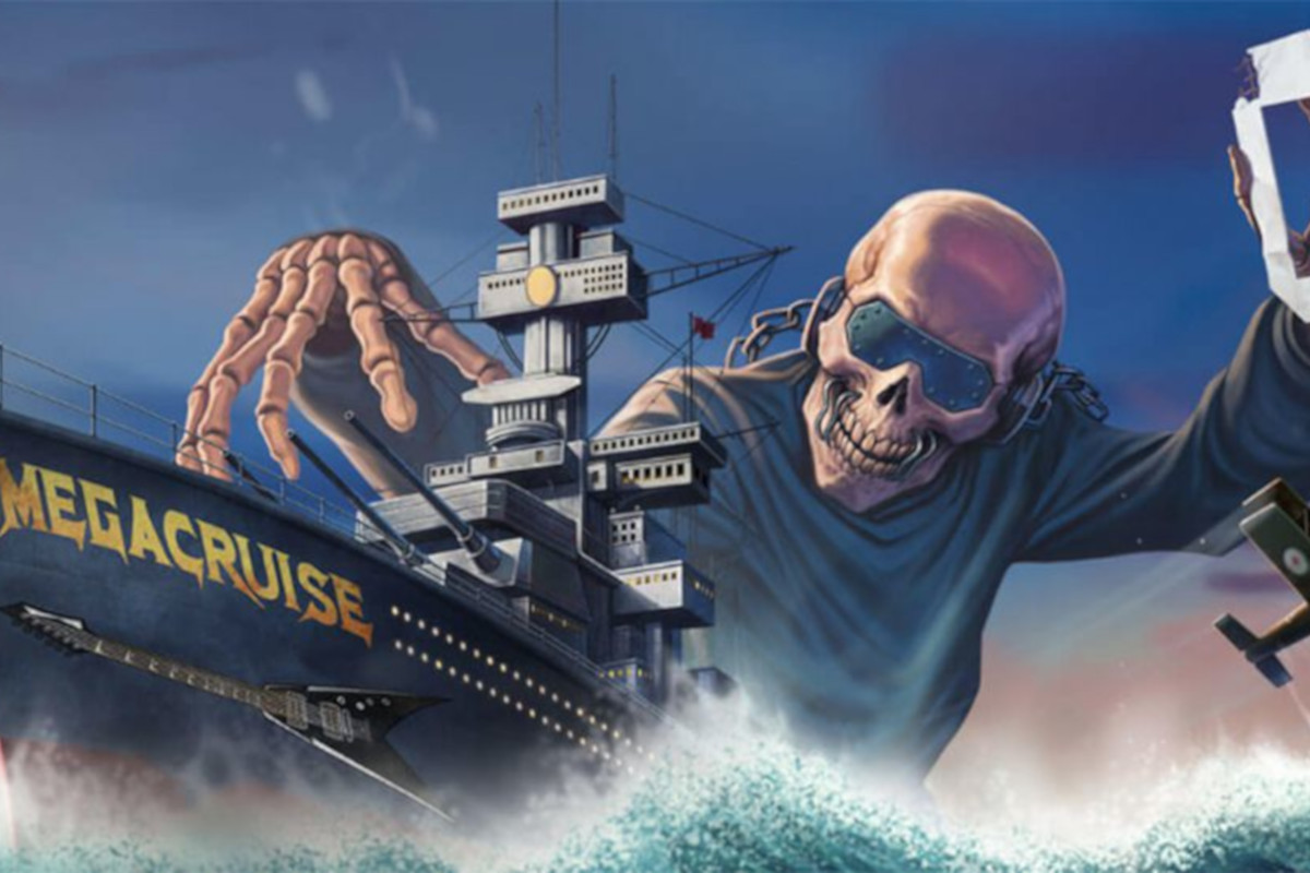 Megadeth, crociera, Megacruise, Classic Rock, Stone Music