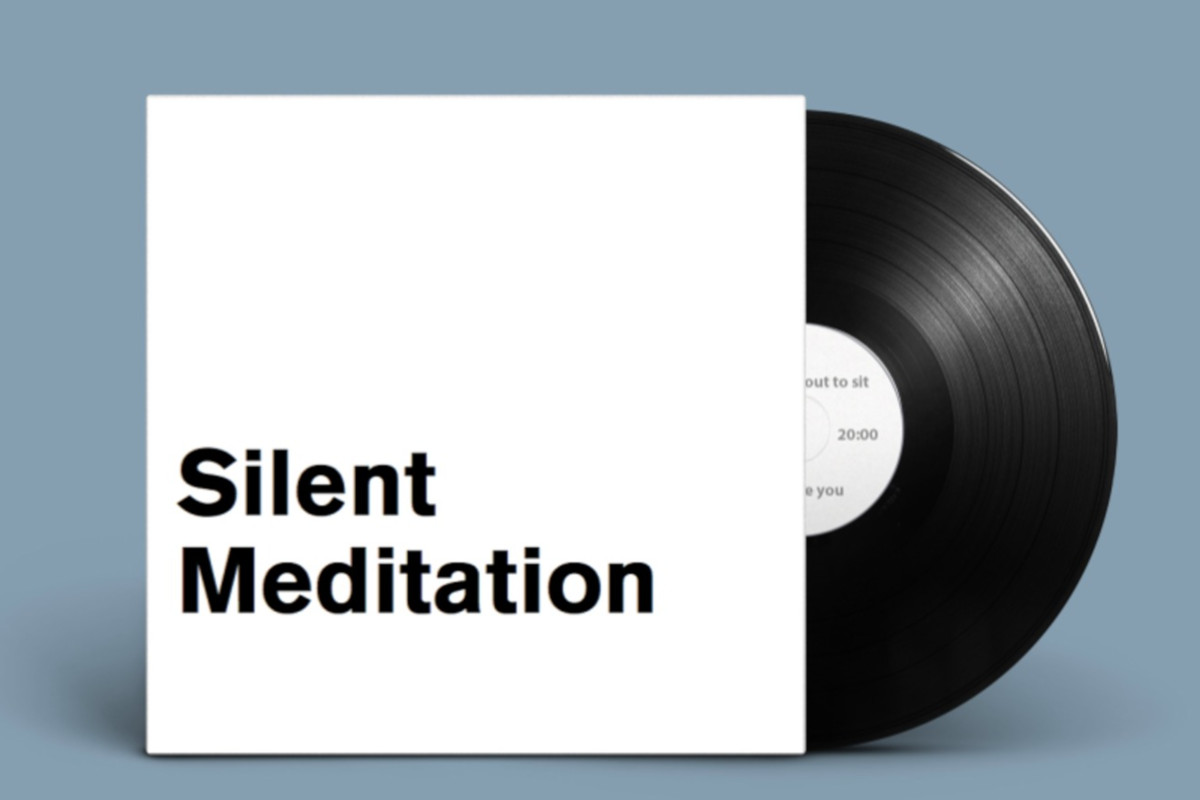 Silent Meditation, Eric Antonow, Vinile, silenzio, meditazione, Stone Music