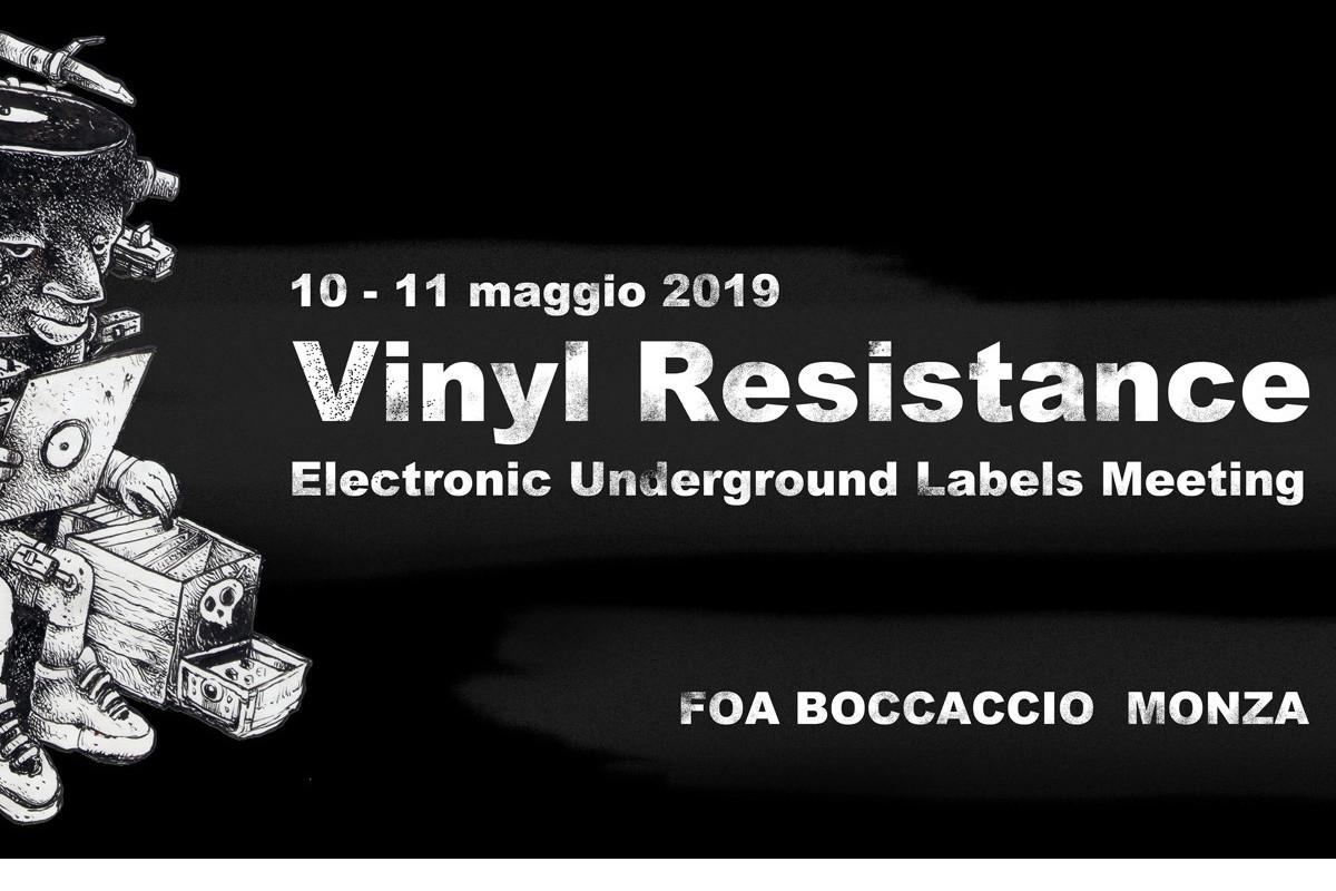 Vinyl Resistance Fest, 2019, Vinile, Stone Music