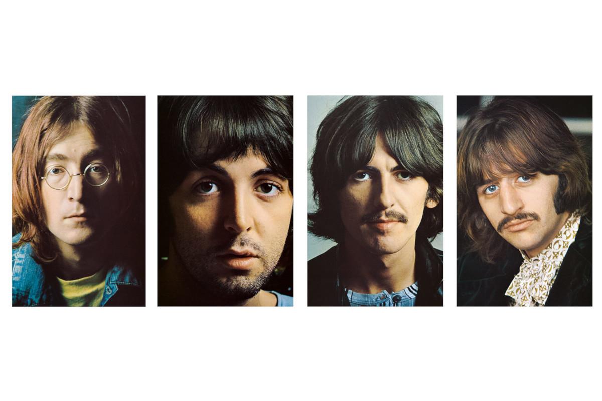 Beatles, White Album, Epiphone Casino, Classic Rock, Stone Music