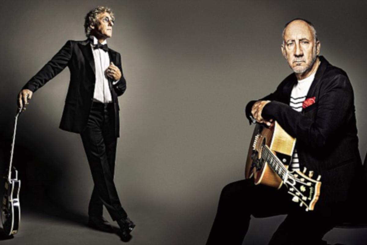 Roger Daltrey, Pete Townshend, intervista, Sky, Classic Rock, Stone Music