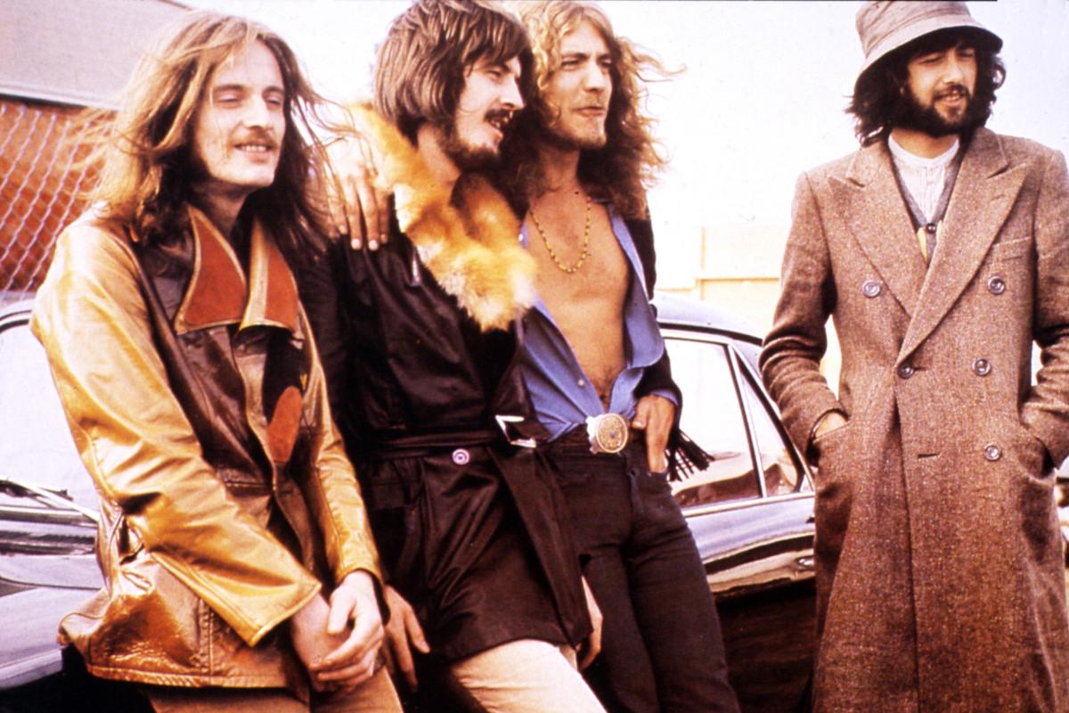 Houses of the Holy, Led Zeppelin, Oggi nel rock, Classic Rock, Stone Music