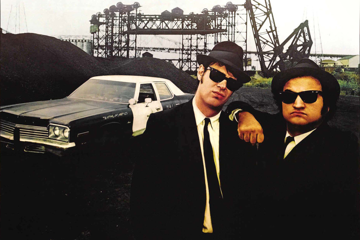 Blues Brothers, Film, Dan Aykroyd, John Belushi, John Landis, Stone Music, Classic Rock