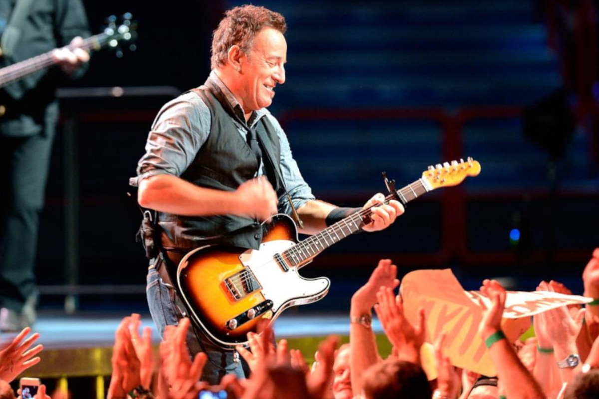Bruce Springsteen, nuovo albym, confermato, Western Stars, social, Classic Rock, Stone Music