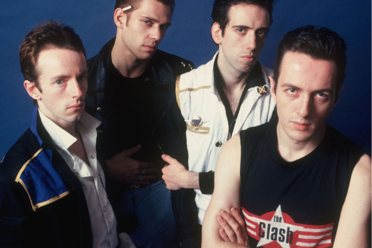 The Clash, oggi nel rock, Classic Rock, Punk, Mick Jones, Joe Strummer, Stone Music