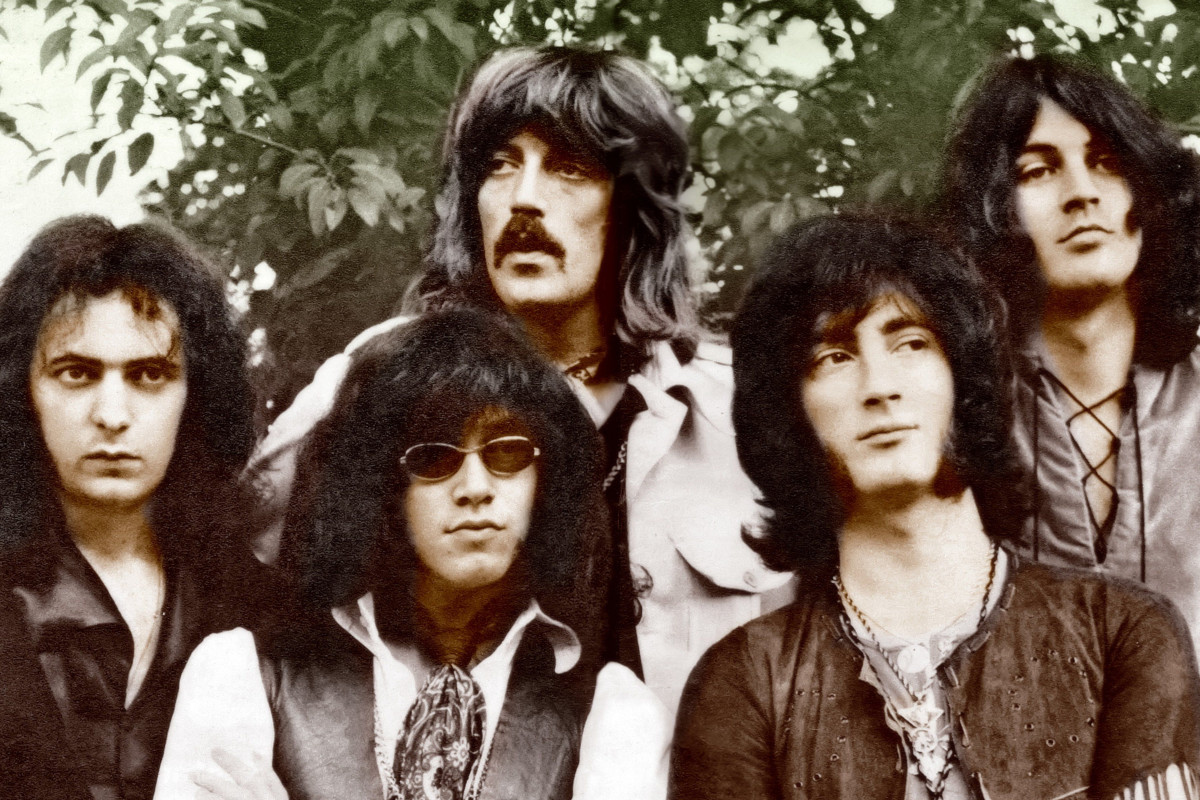 Deep Purple, Machine Head, Top Ten, SMoke on the Water, Hard Rock, Classic Rock, Stone Music