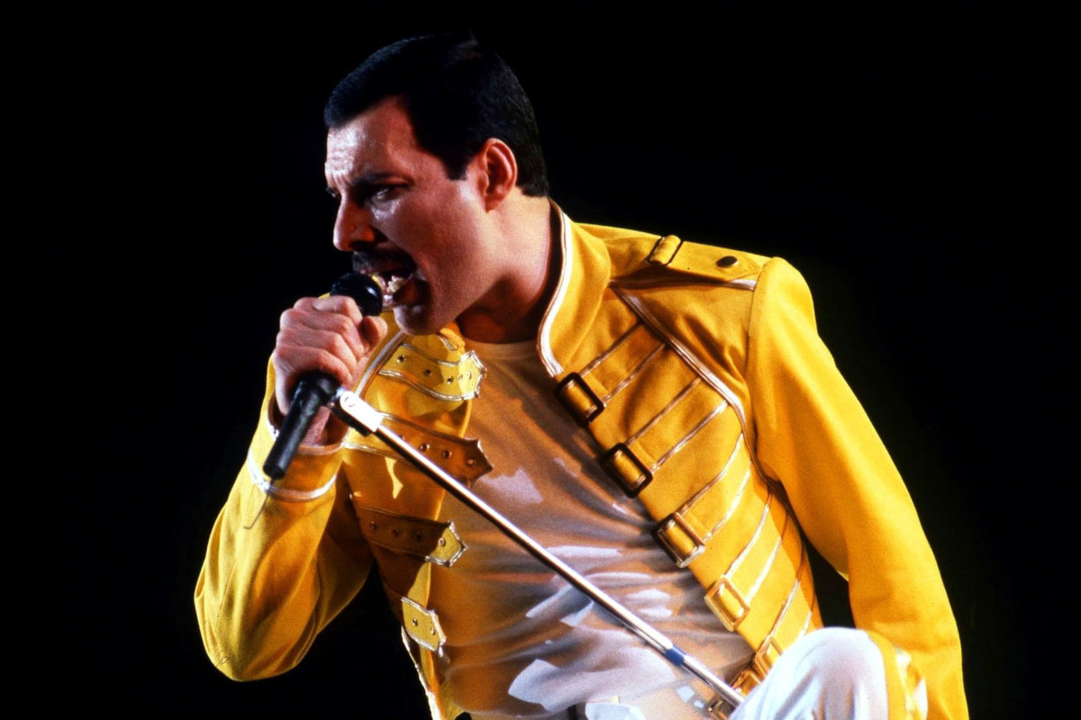 Queen, Freddie Mercury, Mr. Bad Guy, Album, solo, Oggi nel Rock, 29 aprile, Stone Music, Classic Rock
