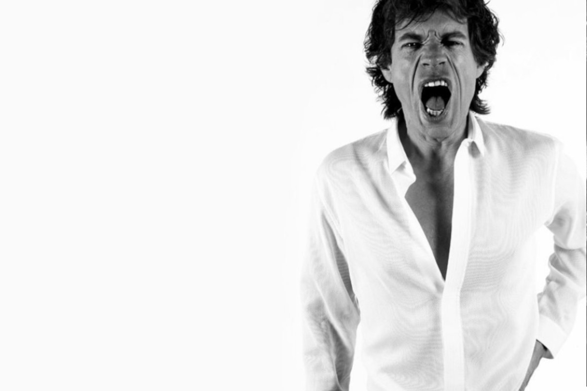 Mick Jagger, Rolling Stones, salute, tour, Stone Music, Classic Rock