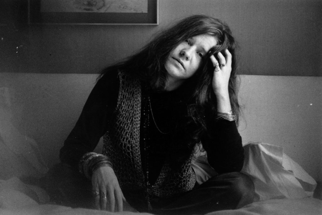 Quando Janis Joplin fuggì dal bullismo e da una città senza pietà